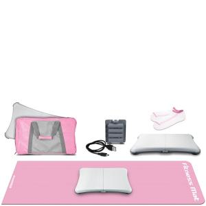DreamGear 5 in 1 Lady Fitness Workout Kit - DGWII-1152