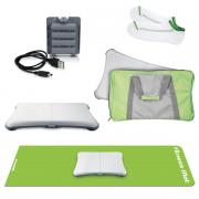 DreamGear 5 in 1 Fitness Bundle for Wii Fit - DGWII-1081